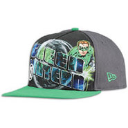 New Era Hero Post 9Fifty Snapback - Mens - Green/B