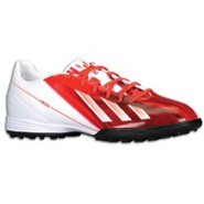 F10 Messi TRX TF - Mens - Running White/Black/Dark