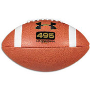 495 Official Size Composite Football - Mens