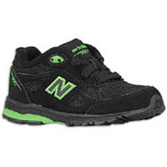 990 - Boys Toddler - Black/Green