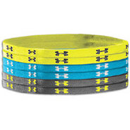 Team Mini Headband - Womens - Hi Vis Yellow/Deceit
