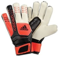 Predator Fingersave - Youth - White/Pop/Black