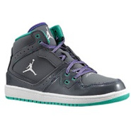 1 Flight Mid - Girls Preschool - Grey/Teal