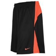 Trequartista Short - Mens - Black/Total Crimson