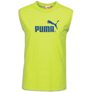 #1 Logo Cotton Jersey - Mens - Lime Punch/Surf The