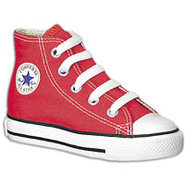 All Star Hi - Boys Toddler - Red