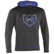 Cage to Game Hoodie - Mens - Black/White/Royal