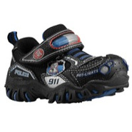 Damager - Boys Toddler - Black/Silver/Royal