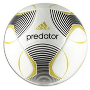 Predator Europa League Capitano Ball - White/Black