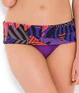 Suzette Fold-Down Bikini Swimwear Bottom