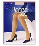 Too Control Top Reinforced Toe Pantyhose Panty Hos