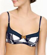 Bow Tie Balconette Underwire Bra