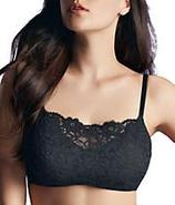 Pretty Lace Underwire Cami Bra