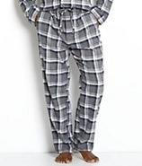 Masthead Plaid Pajama Pants Sleepwear