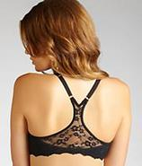 Pure Genius T-Back Underwire T-Shirt Bra