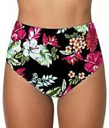 Cool Breeze Hi-Waist Swim Bottom Swimwear
