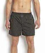 William Stripe Woven Boxer Underwear