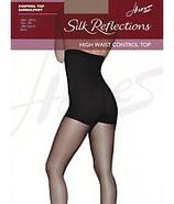 Silk Reflections High-Waist Control Top Pantyhose 
