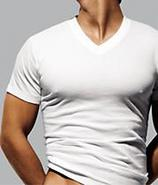 Essential V-Neck T-Shirt 3-Pack