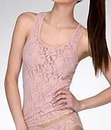 Signature Lace Unlined Racerback Tank