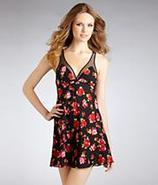 Spanish Roses Chemise Sleepwear