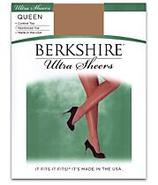 Queen Ultra Sheers Control Top Pantyhose Panty Hos