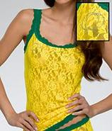 University of Oregon Signature Lace Camisole Daywe