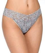 Fishnet Signature Lace Original Rise Thong Panty