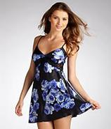 Blue Diamond Chemise Sleepwear
