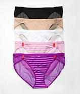 Keenie Low Rise Bikini Panty