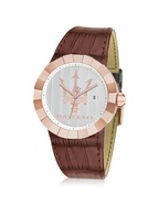 Tridente - Rose Golden Stainless Steel Chrono Watc