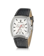 Calandra - Men&#39;s Stainless Steel Chrono Watch