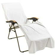 The Turkish Towel Company Chaise Lounge Cover - Tu