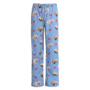 Toast and Jammies Cotton Jersey Drawstring Pants -