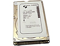 500GB 2.5 SATA HDD
