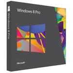 Microsoft Windows 8 Pro 32- /64-bit Upgrade