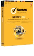 Symantec Norton 360 2013 for 3 PCs DOWNLOAD ONLY