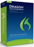 Nuance Dragon Naturally Speaking 12 Premium