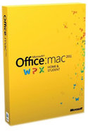 Microsoft Office 2011 for Mac Home and Student OE