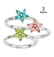 Spring Swing Stackable Ring