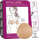 Reveal Light Strapless Bra, Beige, A Cup, Beige, 1