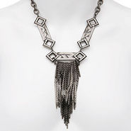 Jackson - Snake Chain Necklace, 17 , 1 ea