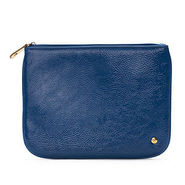 Malibu Large Flat Pouch, Royal, 1 ea