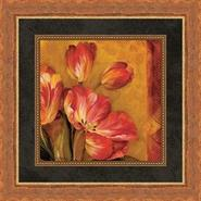 Pandora's Bouquet C 19 1/2  Square Wall Art (07461