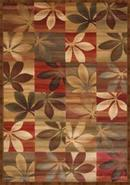 Plumeria Mauve 8&#39; x 10&#39; Area Rug (65765)