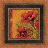 Pandora's Bouquet D 19 1/2  Square Wall Art (07542