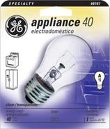 40 Watt A15 Clear - Appliance Light Bulb (90707)