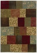 Patchwork Area Rug (J1878)