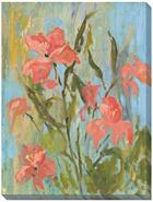 Freesia II Limited Edition Giclee 48  High Wall Ar