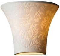 Limoges Collection Flared Leaves 6 3/4  High Wall